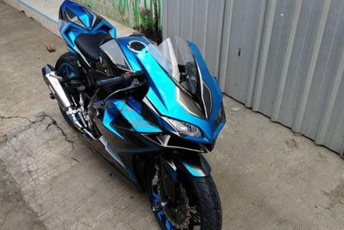 Yamaha FZ150i độ hoá Honda CBR250RR