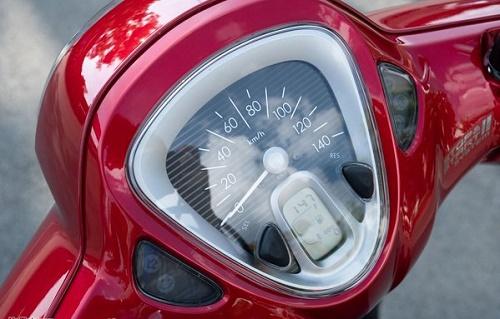 Mặt đồng hồ Yamaha Latte 2020
