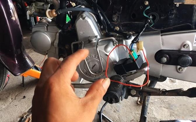 Đặc điểm bộ đánh lửa xe máy Yamaha
