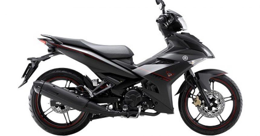 Mẫu xe Yamaha Exciter đời mới 2020 với thiết kế đậm chất thể thao