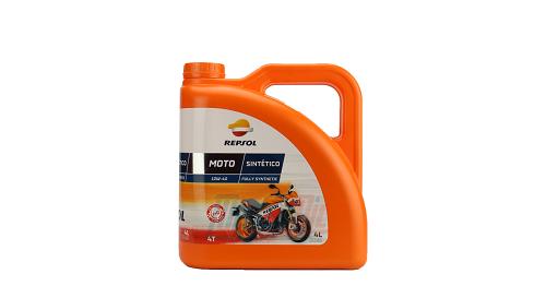 Chọn nhớt Repsol Moto Sintetico cho Exciter 150 giúp tăng độ nhạy cho động cơ