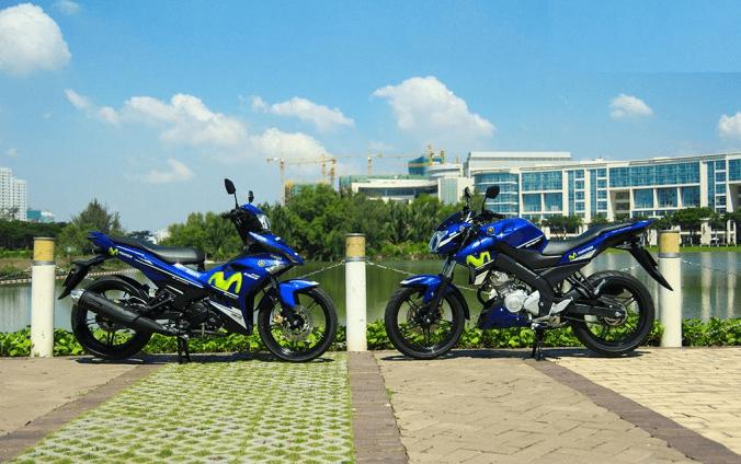 So sánh Exciter 150 và FZ150i về động cơ