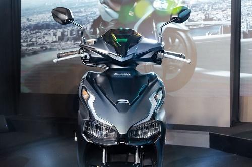 Ab 150cc có chắn gió thể thao và đẹp hơn