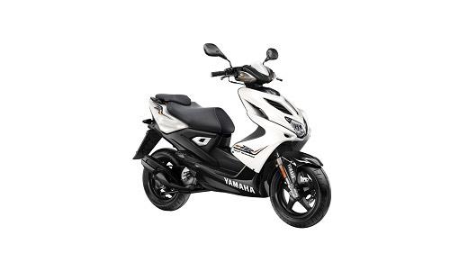 Yamaha Aerox R 50cc màu trắng nguyên bản