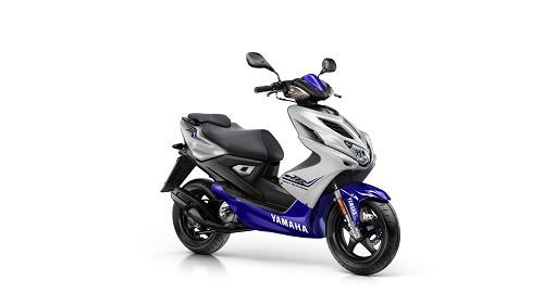Yamaha Aerox R 50cc màu Bạc Matt cá tính