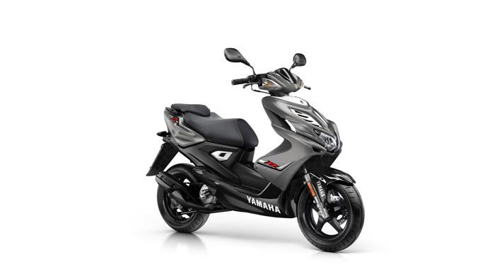 Yamaha Aerox R 50cc Matt Gray