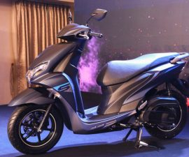 Xe ga Yamaha mới nhất thị trường