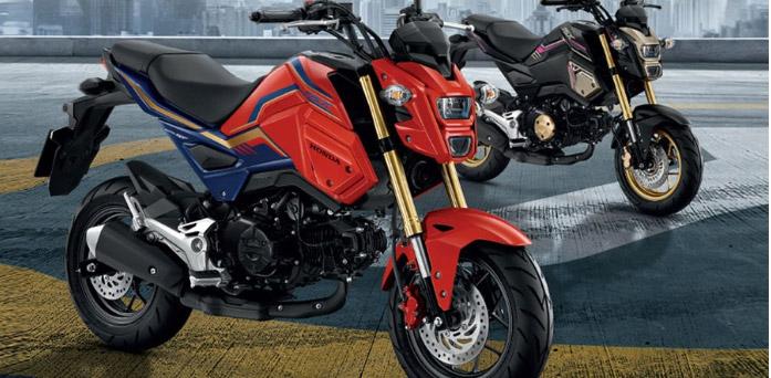 Mẫu côn tay có phong cách thiết kế mới của Honda trong tầm giá 50 triệu