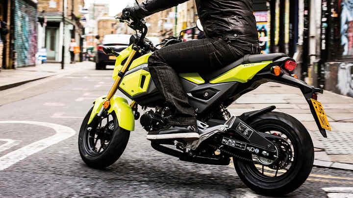 Honda MSX