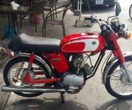 Xe 2 thì Yamaha dung tích 50 hot - Yamaha YB1