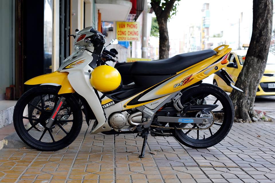 Xe 2 thì Yamaha - Yamaha Z125