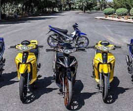 Bạn biết gì về các đời xe Yamaha Z125
