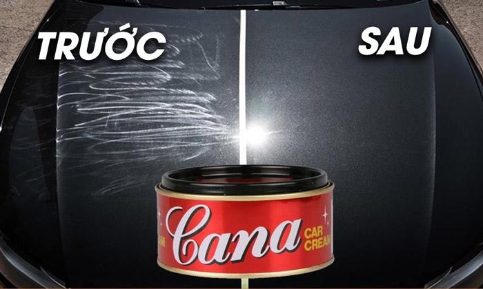 Một số lưu ý khi đánh bóng xe máy bằng Cana?