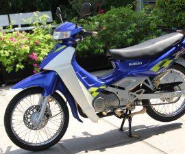 Suzuki RG Sport 110