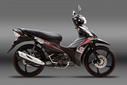 Suzuki Viva FI cho khả năng tiết kiệm nhiên liệu tốt hơn hẳn