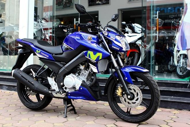 Yamaha Fz150i - xe phân khối lớn giá rẻ của Yamaha