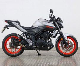 Yamaha MT 03 cũ đời 2019