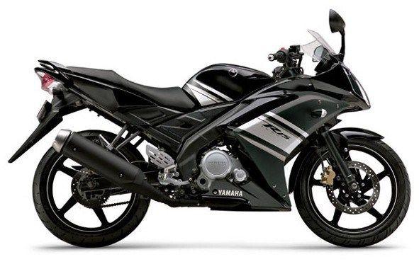 Yamaha R15 có ngoại hình hầm hố và đậm chất thể thao