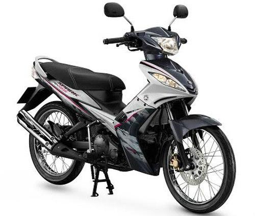 Hình ảnh thiết kế của Yamaha Spark