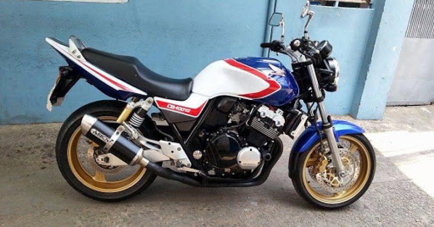 Tìm hiểu về giá xe Honda CB400 cũ