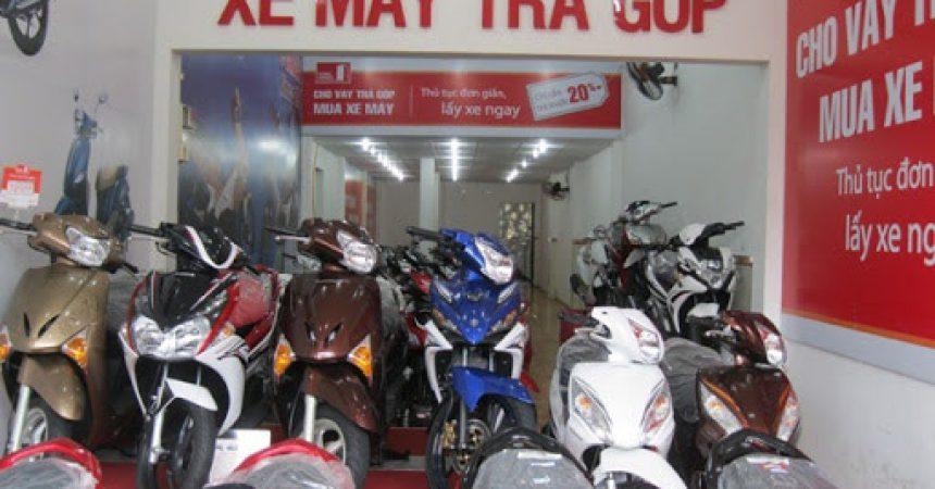 Tại sao phải chọn cửa hàng bán xe máy cũ cho vay uy tín