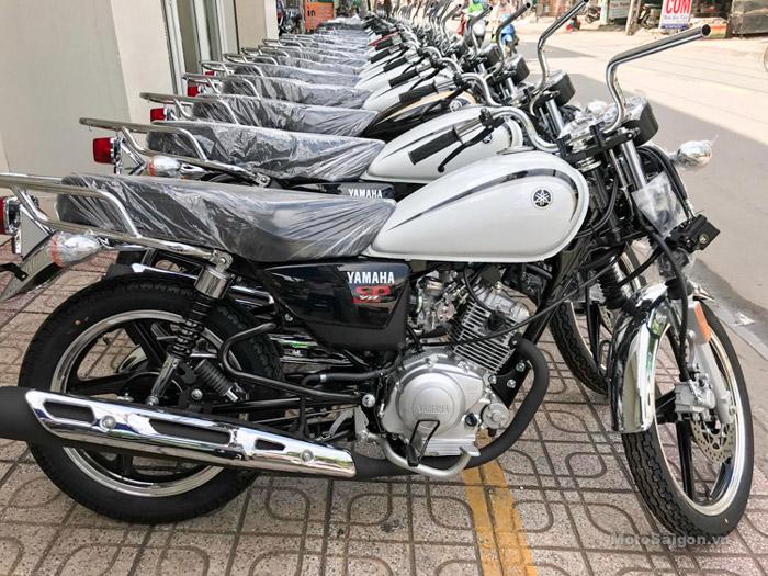Đôi nét về Yamaha YB125SP